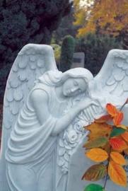 Treurende engel