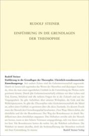 Einführung in die Grundlagen der Theosophie GA 111 / Rudolf Steiner