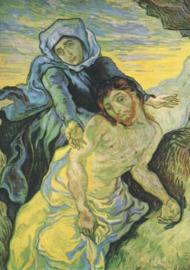 Pieta (naar Delacroix), Vincent van Gogh