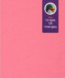 Wolvilt roze 02
