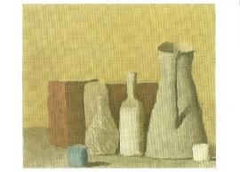 Stilleven, 1958, Giorgio Morandi