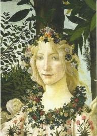 Primavera detail, Sandro Botticelli