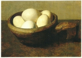 Nap met eieren, Floris Verster