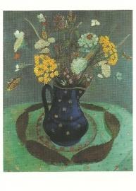 Stilleven met veldbloemen, Paula Modersohn-Becker