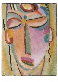 Meditatie, Alexej von Jawlensky