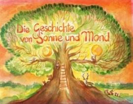Die Geschichte von Sonne und Mond, Daniela Falkenberg