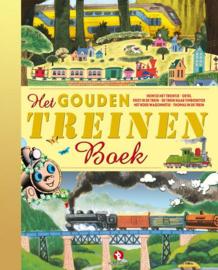 Het gouden treinenboek / Gertrude Crampton