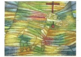 Het lam, Paul Klee