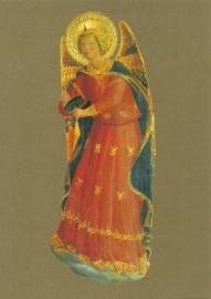 Musicerende engel bekkens, Fra Angelico