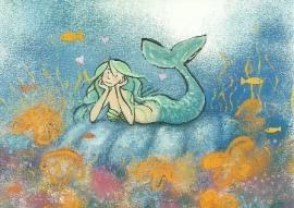 De kleine zeemeermin, Mies van Hout