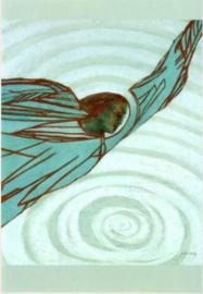 De engel brengt het water in beroering, Juke Hudig