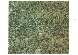 Duif en roos, William Morris