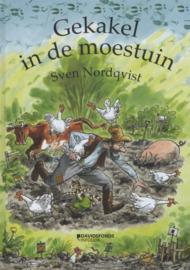 Gekakel in de moestuin / Sven Nordqvist