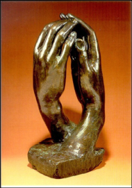 Het geheim, Auguste Rodin