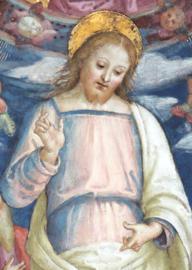 Zegenende Christus, Vaticaan, Rafael