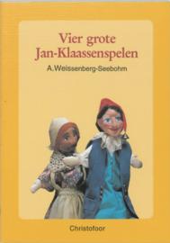 Vier grote Jan-Klaassenspelen / A. Weissenberg-Seebohm