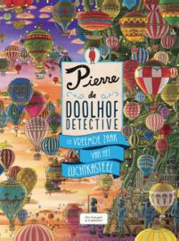 Pierre de doolhofdetective, De vreemde zaak van het luchtkasteel / H. Kamigaki