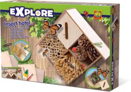 Insecten hotel bouwen