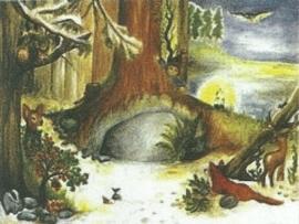 De Kerst-boom, Effi Spalinger