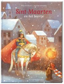 Sint Maarten en het beertje/ M. Dusikova