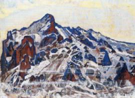 Wetterhorn, Ferdinand Hodler