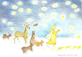 Kerstlicht, Margo Heine Slezak
