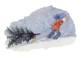Sneeuw, Sanne Dufft