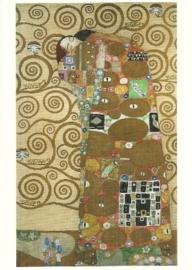 De vervulling, Gustav Klimt