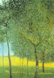 Fruitbomen, Gustav Klimt