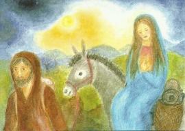 Op weg naar Bethlehem, Ilona Bock