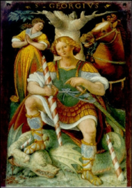 St. Georg, Giulio Cesare
