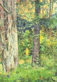 Tussen taxus en denneboom, Elisabeth Heuberger