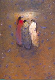 Drie vrouwen, Juke Hudig