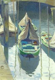 Water en boten