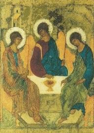 Heilige drievuldigheid, 1411