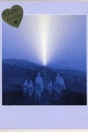 Kerstkaarten set Onderweg-Op zoek naar het beloofde licht, Ruth Kübler