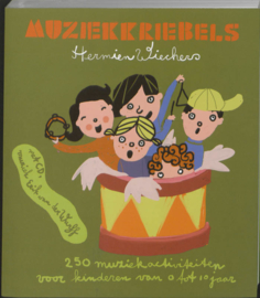 Muziekkriebels/ H. Wiechers