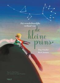 Het wonderbaarlijke verhaal van de kleine prins / Antoine de Saint-Exupéry