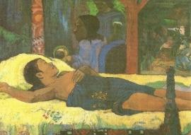 Geboorte van Christus, Paul Gauguin