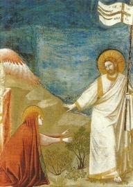 Christus verschijnt aan Maria Magdalena, Giotto