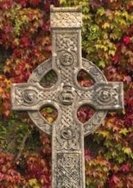 Keltisch kruis, foto Agita Leimane