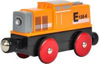 Eichhorn Locomotief Oranje