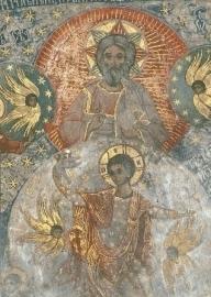 Drievuldigheid, Byzantijns