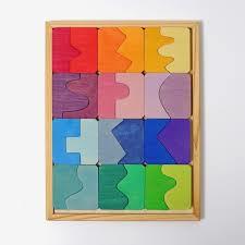 Vormen puzzel