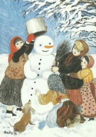 Sneeuwpop, Heide Dahl