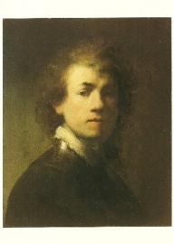 Zelfportret 1629, Rembrandt