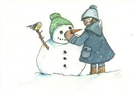 Sneeuwpop, Stefanie Messing