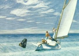 Zeedeining, Edward Hopper