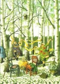 In het berkenbos, Inge Löök