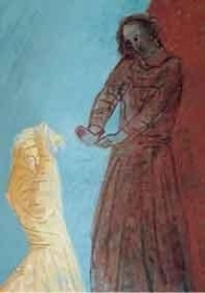 Dante & apostel Johannes, Juke Hudig
